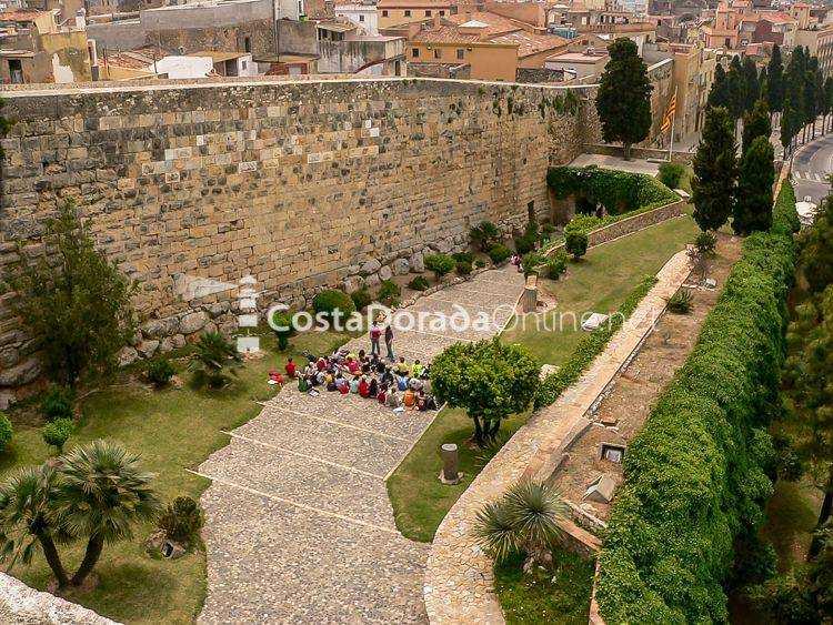 Murallas romanas de Tarragona