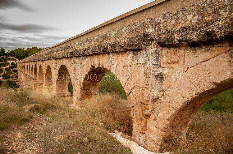 acueducto romano tarragona, puente del diablo