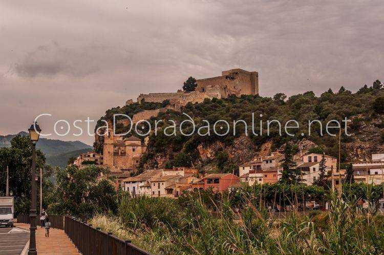 pueblo Miravet Castillo 2