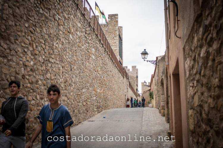 pueblo Montblanc Murallas
