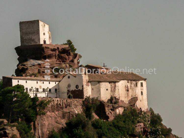 Mont-roig Ermita de Mare de Deu de la Roca