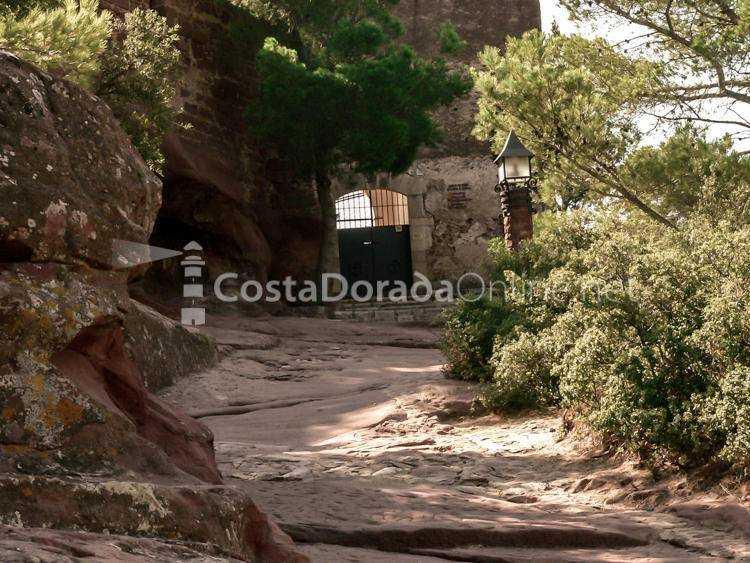 Mont-roig Ermita de Mare de Deu de la Roca Exteriores