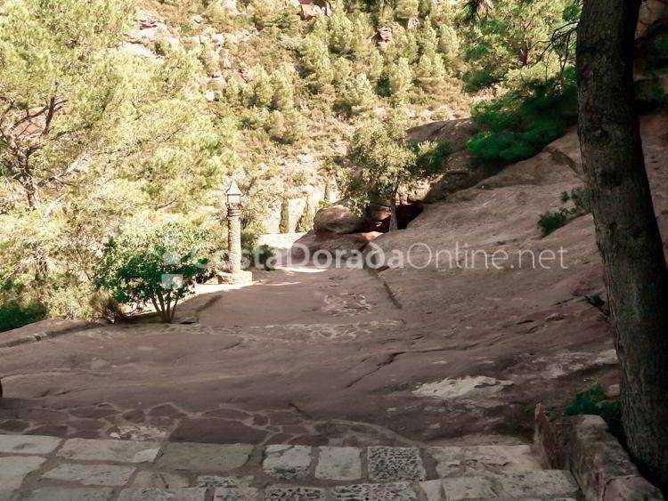 Montorig ermita de madre de dios de la roca