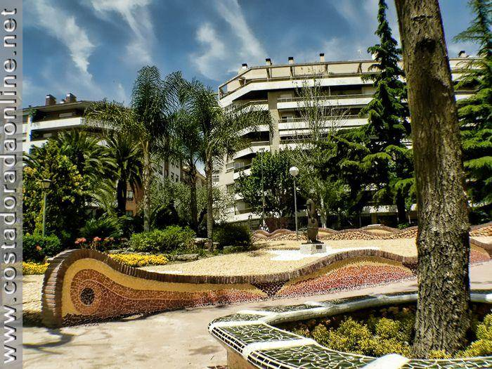 Parque Sant Jordi en Reus