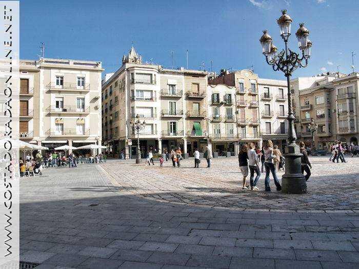 Plaza Mercadal de Reus