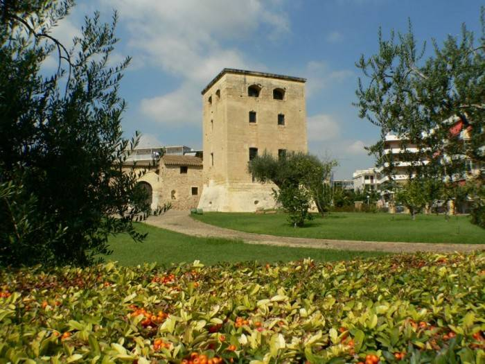 Torre Vella de Salou, museo del esmalte