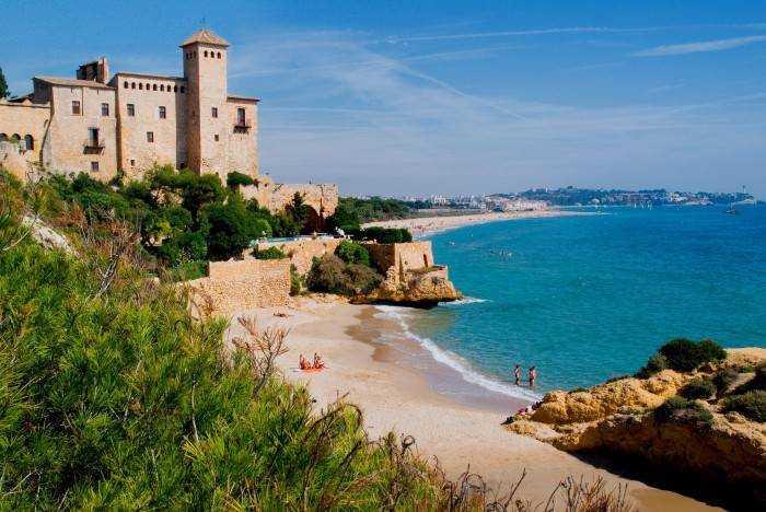 Cala Jovera, Tarragona