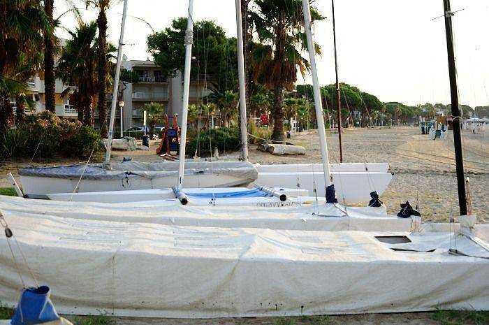 Playas de Cambrils. Playa de Vilafortuny