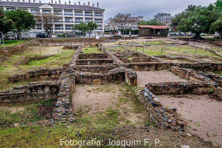 Yacimiento La LLosa; Villa romana la llosa cambrils | Fotografía: Joaquim F.P.