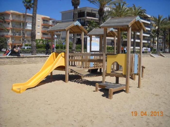 Parque infantil Playa del Ponent
