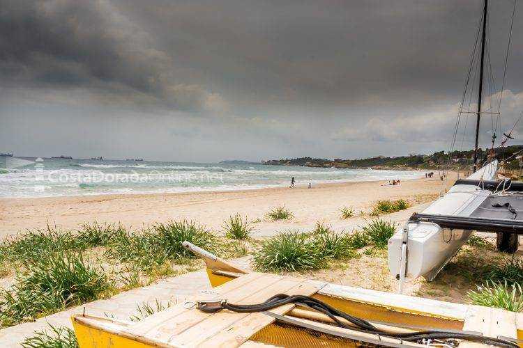 playa larga tarragona