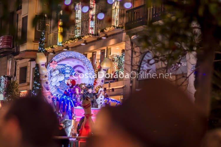 Cabalgata de Reyes 2017 en Reus