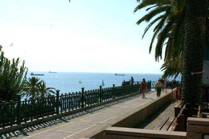 Balcón del Mediterráneo de Tarragona