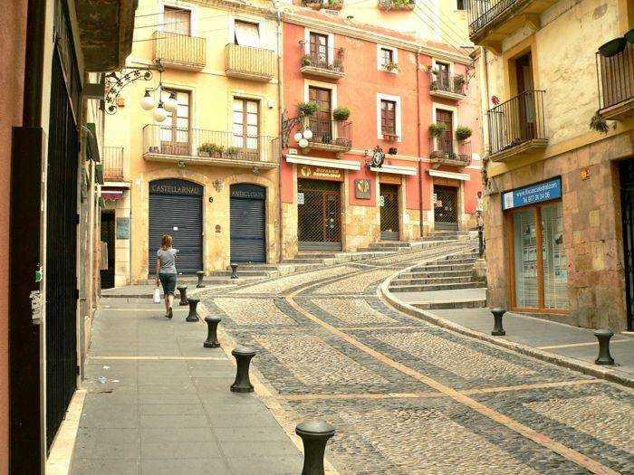 Casco Antiguo o Part Alta de Tarragona