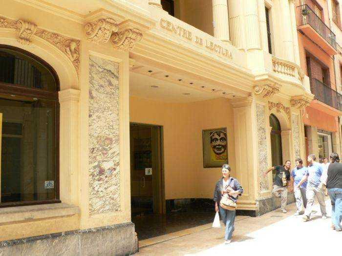 Centre de Lectura, Reus