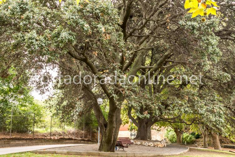 pueblo Botarell parque