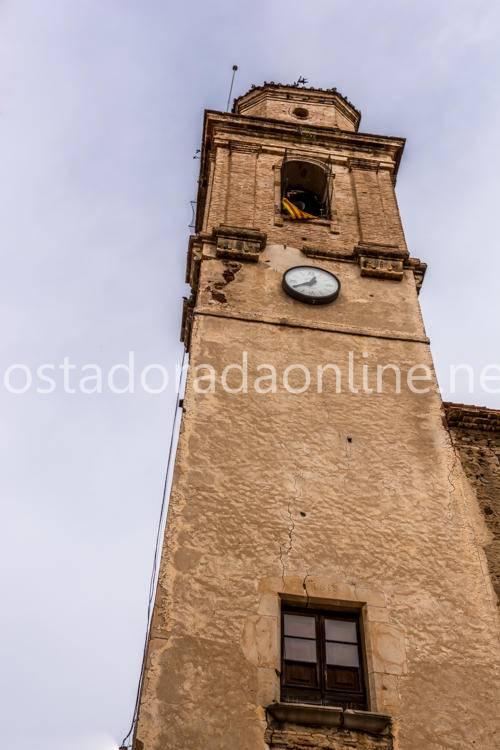 pueblo Botarell Iglesia Parroquial Sant Llorenç