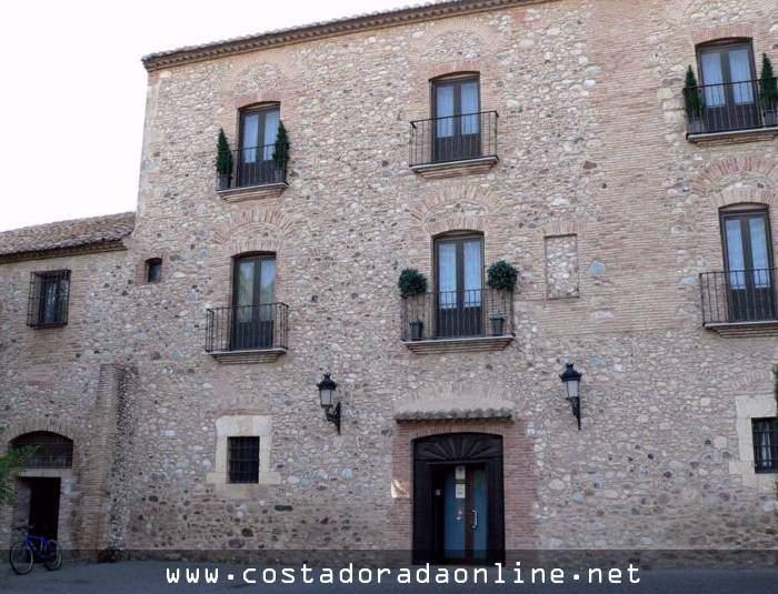 Lugares de interés de Cambrils. Castillo de Vilafortuny