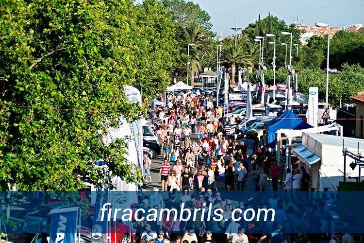 Feria Multisectorial de Cambrils; Fira Multisectorial Cambrils Edición 2016