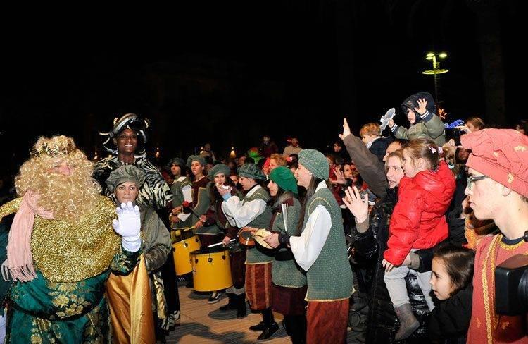 Cabalgata de Reyes, evento salou