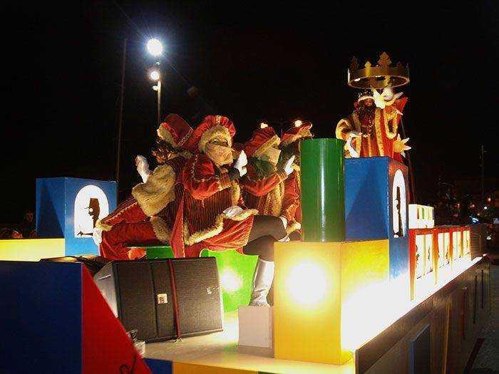 Cabalgata de Reyes de Cambrils