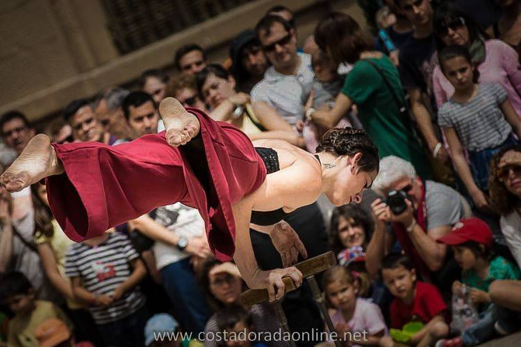 festival internacional del circo trapezi de Reus