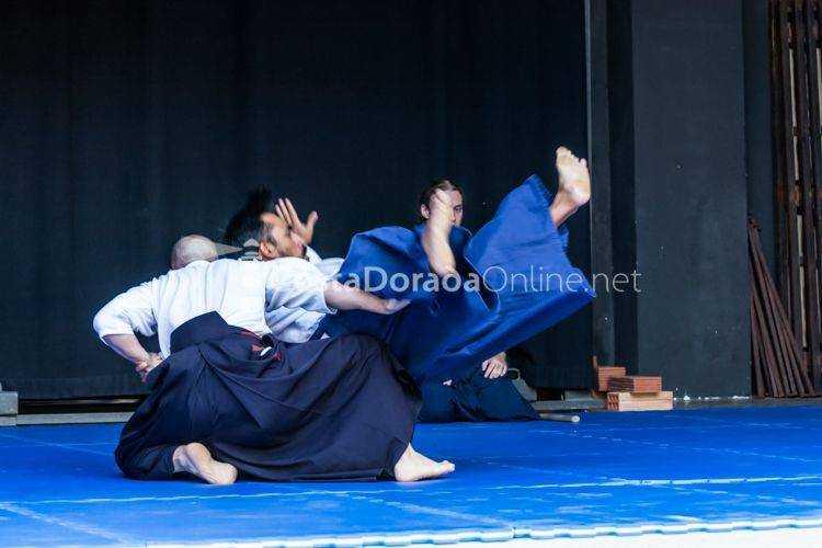 Hikari Reus feria cultura japonesa artes Marciales