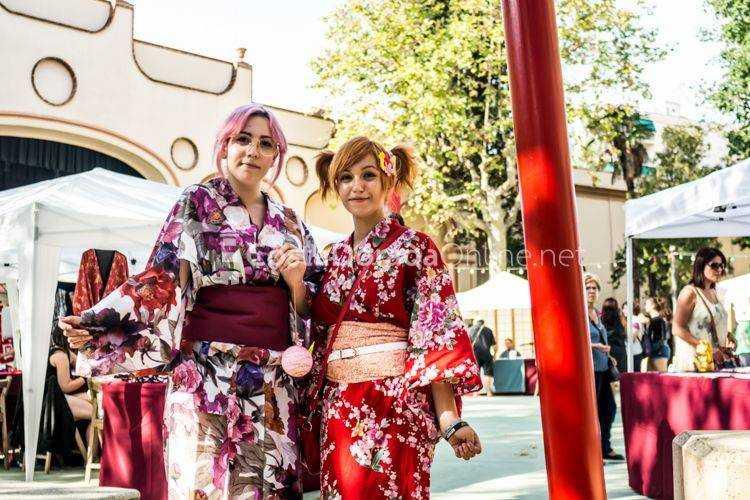 Hikari Reus feria cultura japonesa 2016