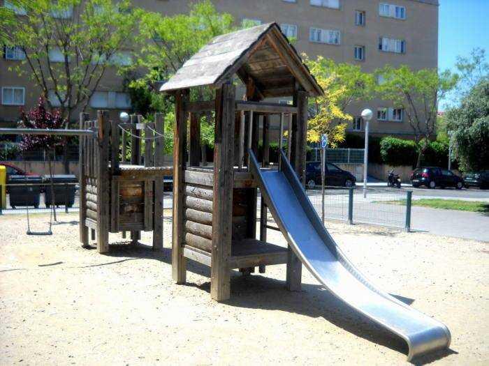 Parque calle Jaume Vicens