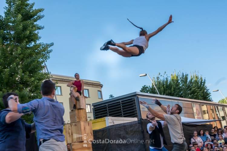 trapezi festival del circo de catalunya reus 2017