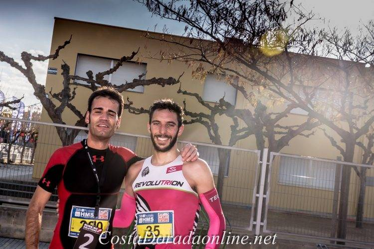 XII media maratón de salou 2015