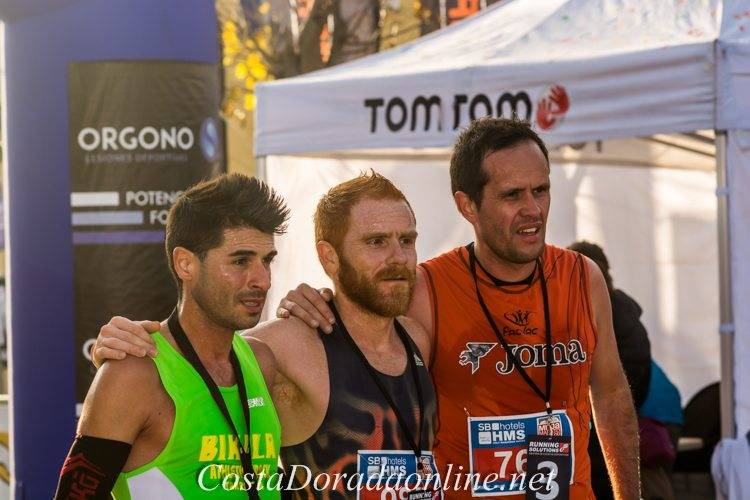 XII media maraton de salou 2015