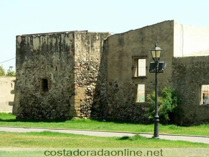 Lugares de interés de Cambrils. Torre de la prisión o del Bou.
