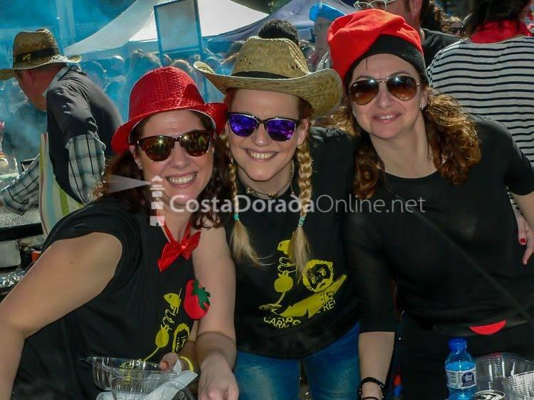 Expo-Profit 2017 durante el carnaval de Reus