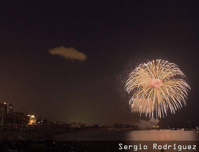 Eventos en Tarragona. Concurso Internacional de Fuegos Artificiales Ciutat de Tarragona