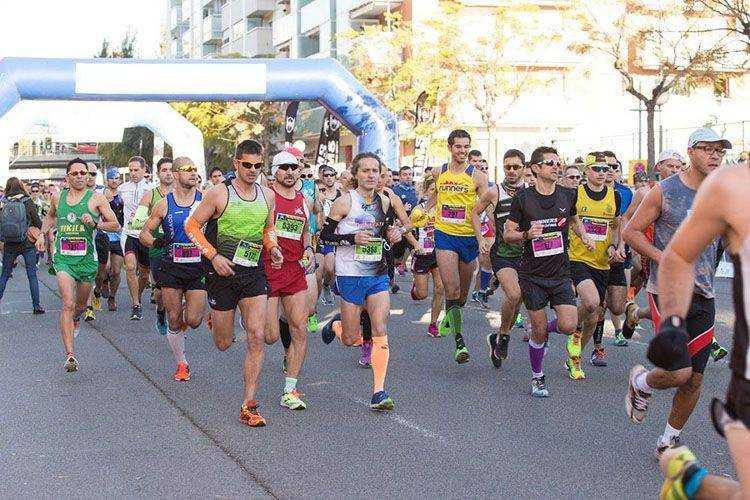 Media Maratón de Tarragona; mitja Marató Tarragona Edició 2015