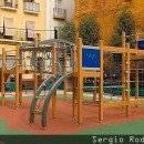 Parques infantiles de Reus. Parque de la plaza del Teatro