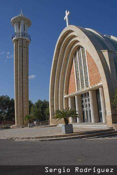 Lugares de interés de Tarragona, Santuario del Loreto