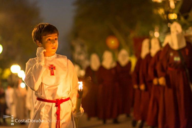 semana santa tarragona procesión del dolor 2017