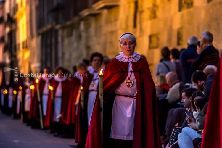 Semana Santa Tarragona Santo Entierro