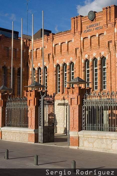 Lugares de interés de Tarragona. Antiguo matadero.