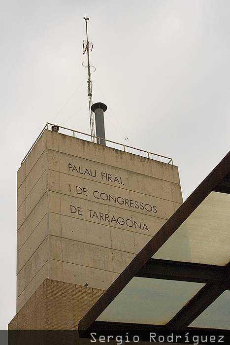 Lugares de interés de Tarragona. Palacio Ferial y de Congresos