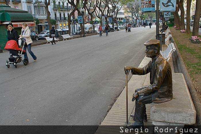 Lugares de interés de Tarragona. Rambla Nova