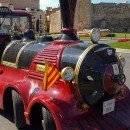 Lugares de interés de Tarragona. Tren turístico