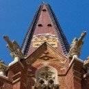 Tarragona modernista. Camarín del convento de los Carmelitas Descalzos