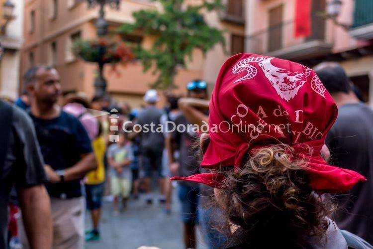Verge del Camí, Cambrils Fiesta Mayor Virgen del Camí Eventos 2016