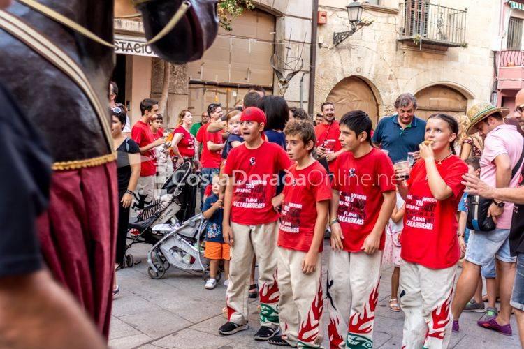 Verge del Camí, Cambrils Fiesta Mayor Virgen del Cami 2016