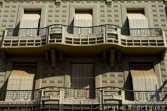 Tarragona Modernista. Casa Porta Mercade