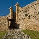 Lugares de interés de Tarragona. Fortín de Sant Jordi