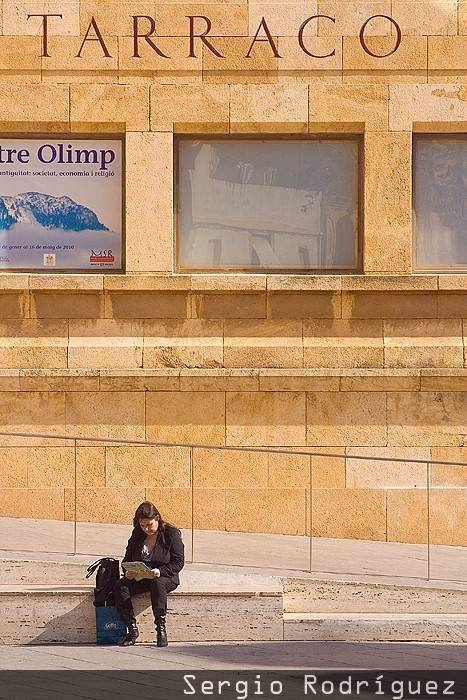 Lugares de interés de Tarragona, Plaza del Rey
